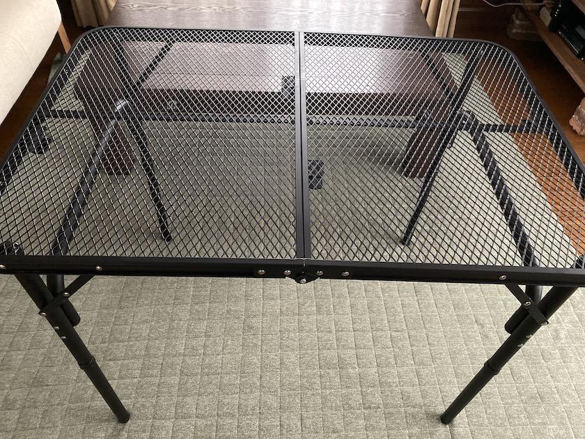 タフライトテーブル、ハイスタイル